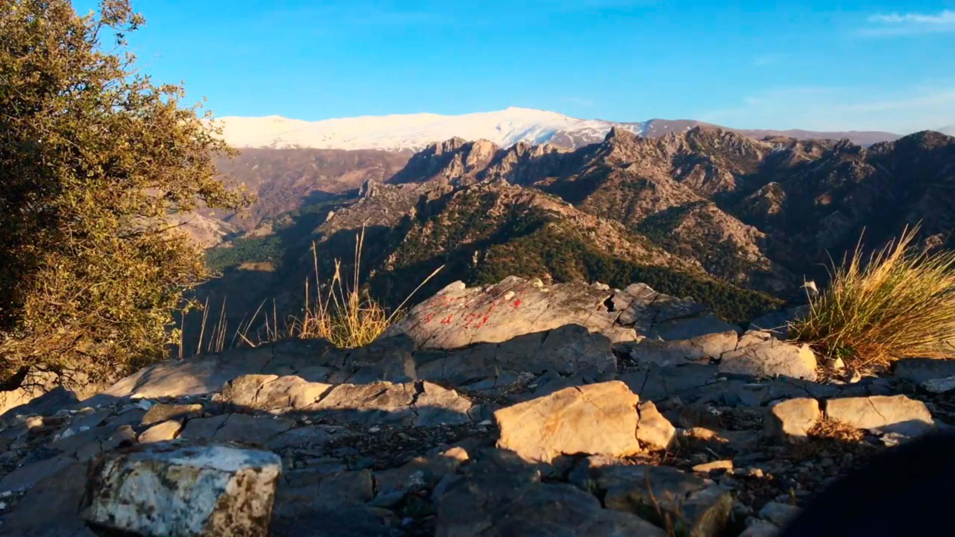 Cumbres Verdes, Parque Natural y Nacional de Sierra Nevada