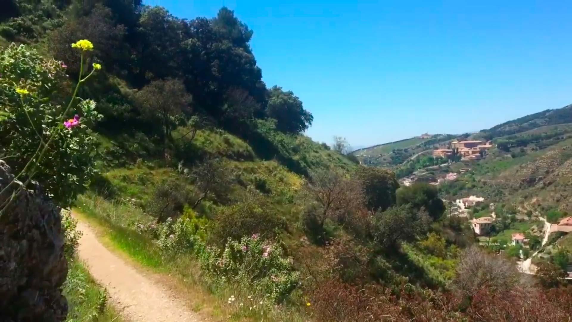 Dehesa del Generalife y Acequia Real